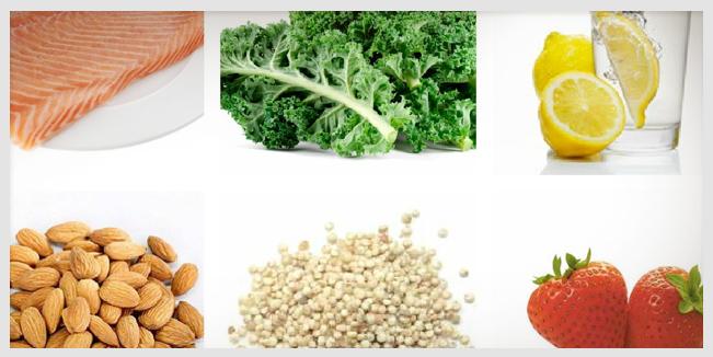 Parejas Poderosas de alimentos