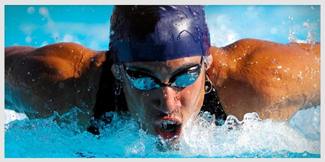 natación aliviar dolo de espalda