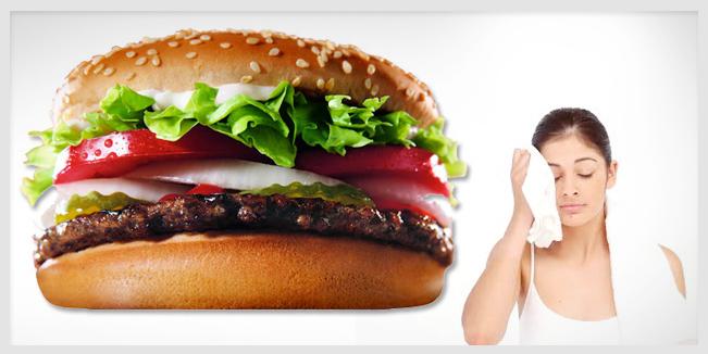 Ejercicio hay que hacer para quemar una hamburguesa