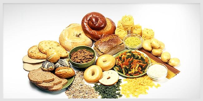 Carbohidratos procesados