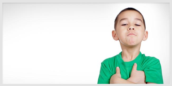 Nueve consejos para echar a perder a un niño