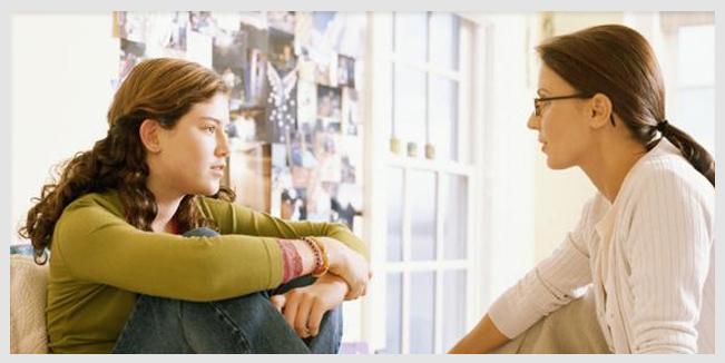 Habla con tus hijos de sexo e intimidad