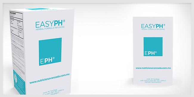 Easy PH, alcaliniza y relaja a tu cuerpo