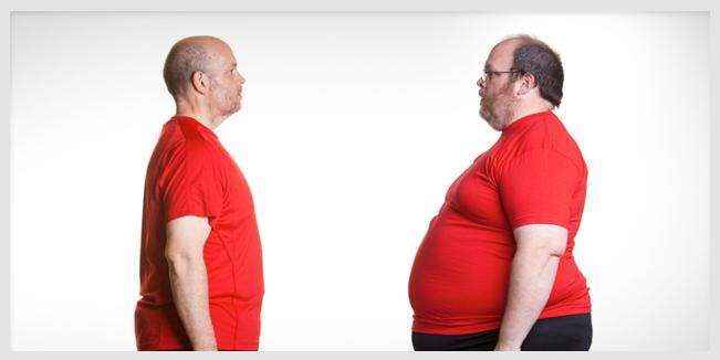 Las personas con obesidad respiran más contaminantes del aire