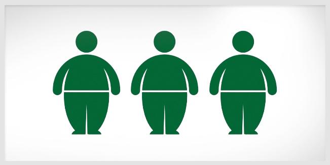 España: 'Fotografía' mundial de  la obesidad