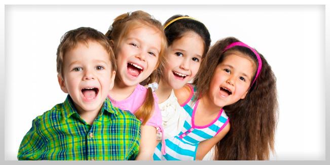 Beneficios de la dieta mediterránea en niños http