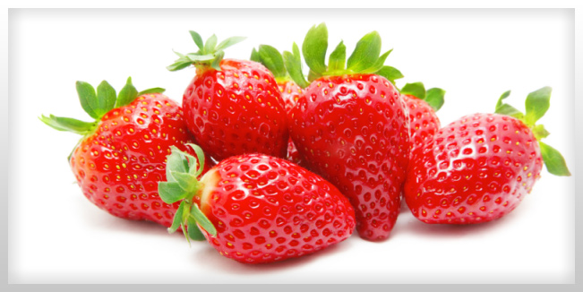 ¿Tipooo… como para qué son las fresas… ¿sabes cómo?