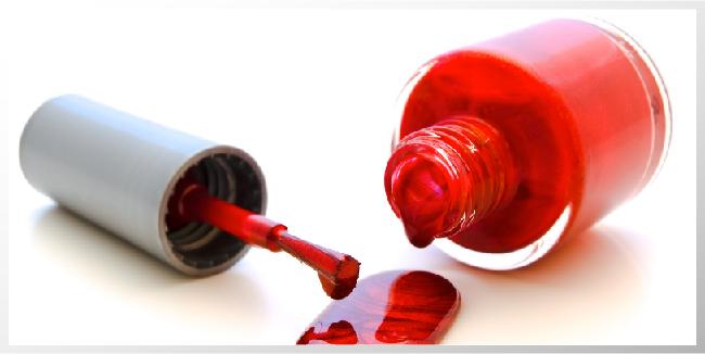 esmaltes de uñas ligados a problemas de salud