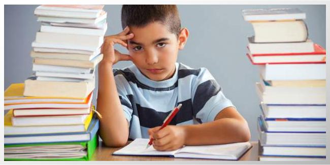 ¿Porqué los niños menores de 13 años no necesitan tareas?