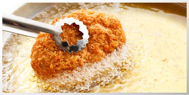 Más evidencia de que los alimentos fritos aumentan el riesgo de ataque al corazón