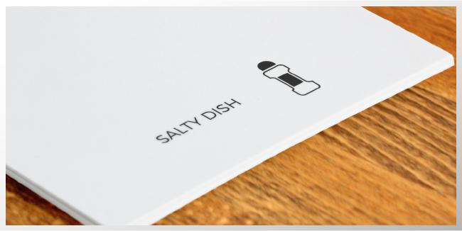Nueva York quiere hacer visible la sal de los platos