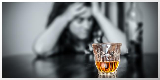¿Alcoholismo o Depresión?