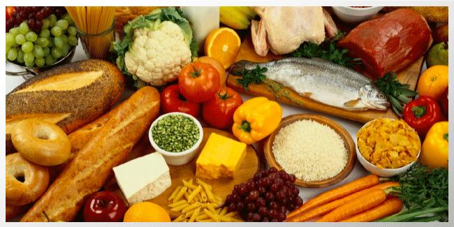 Cómo la dieta puede afectar a la progresión de la esclerosis múltiple