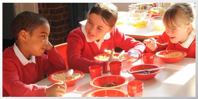 Estudio proporciona evidencia más fuerte del vínculo entre la calidad del desayuno y los resultados educativos
