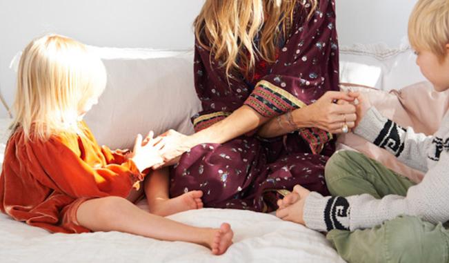 Secreto de los padres daneses al educar a sus niños