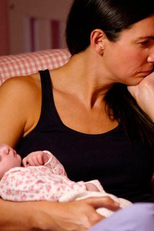 depresion y maternidad
