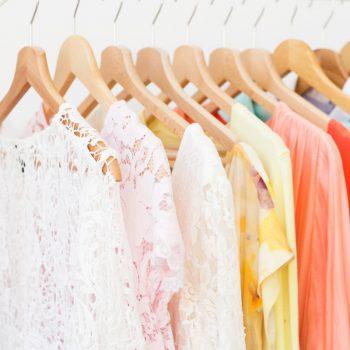 color en la ropa
