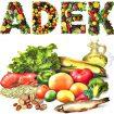 vitaminas-liposolubles-funciones-propiedades-fuentes