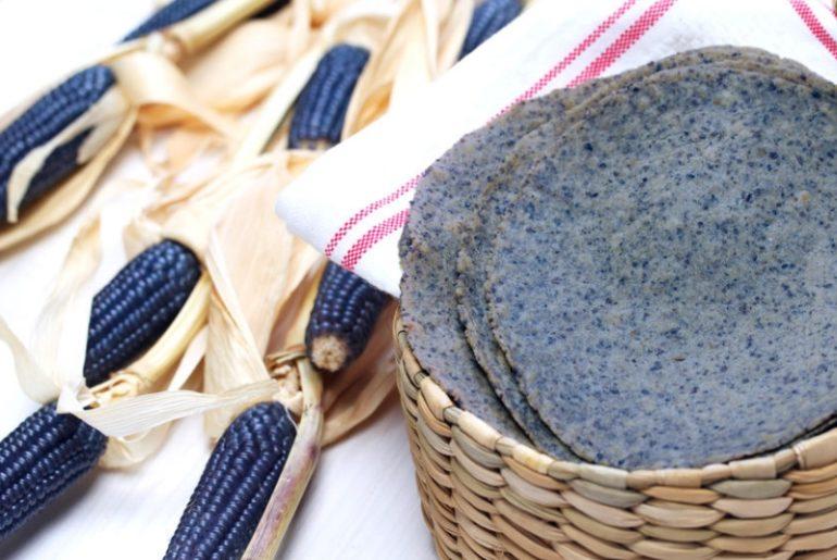 Resultado de imagen para maiz azul